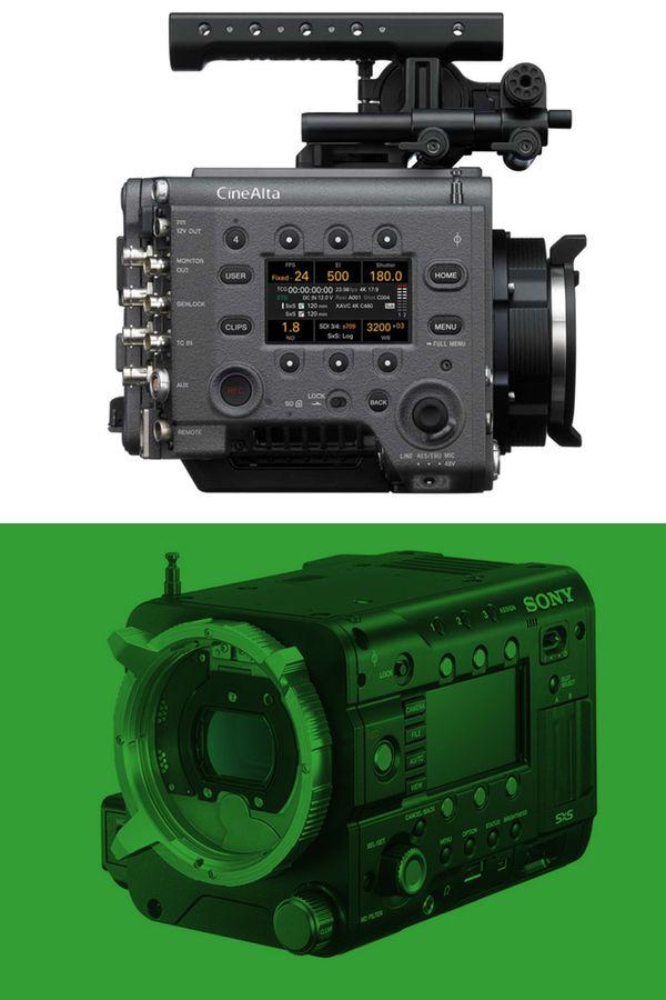 Sony VENICE Body w/ Sony PMW-F55 Trade-In - EBDN Ltd  Cine & Broadcast
